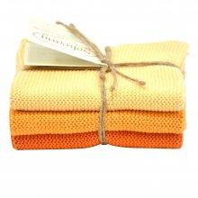 Solwang Wischtücher - Gebranntes Orange kombi