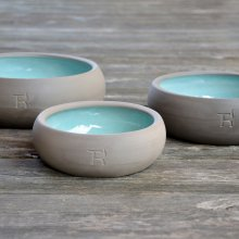 """Hundenapf Keramik """"Aqua"""""""