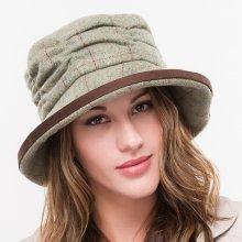 """Damenhut Tweed """"Zara"""""""
