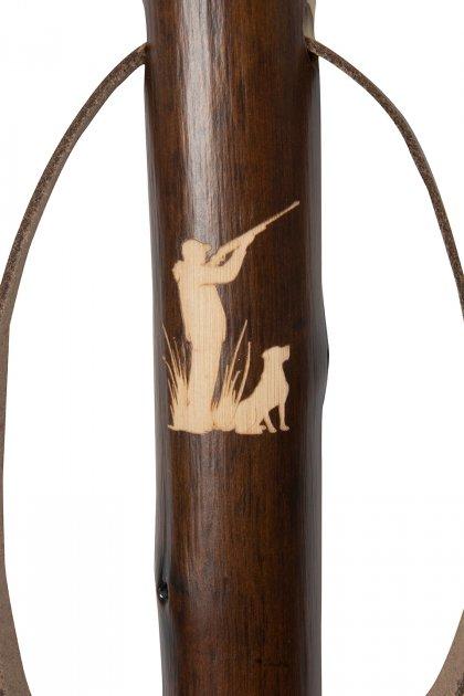 """Country Stick """"Schütze mit Hund"""""""
