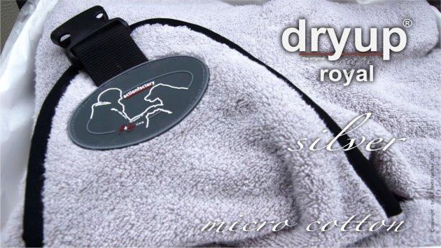 Hundemantel Dryup Cape Royal