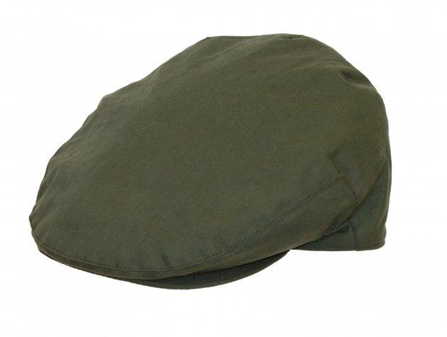 Kent Wax Flat Cap