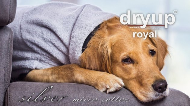 Hundemantel Dryup Cape Royal