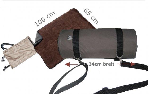 Warmup Blanket Basic
